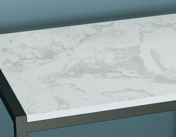 Two Layer Side Table III - โต๊ะข้างทรงสี่เหลี่ยม