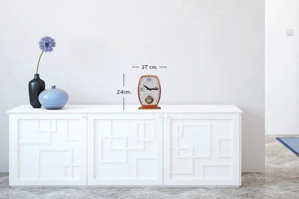 Table Clock นาฬิกาตั้งโต๊ะ HYW188CU