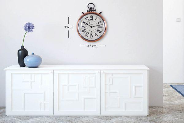 Wall Clock HYW180CU